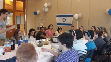Celebrating Yom HaAtsmaut