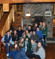 Hillel fall retreat